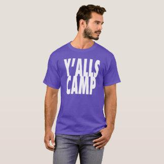Y'alls Camp Shirt