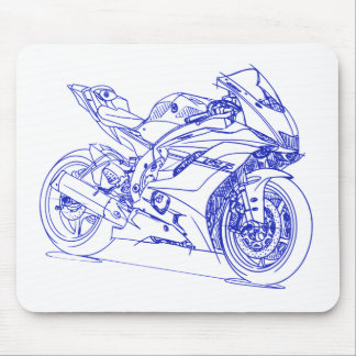 Yam R6 2017 Mouse Pad