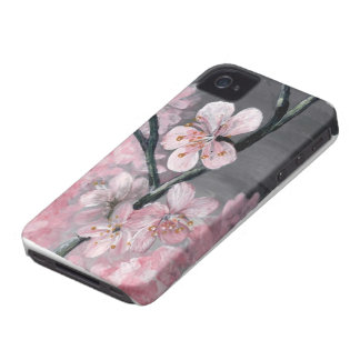 Yama Sakura iPhone 4 Case-Mate Case
