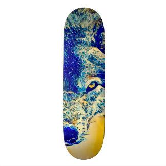 Yamaguchi Water Wolf Signature Pro Board Skate Board Decks