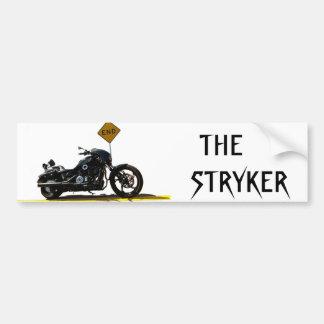 YAMAHA STRYKER BUMPER STICKER