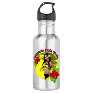 Yamamoto Hula Ohana Custom Water Bottle