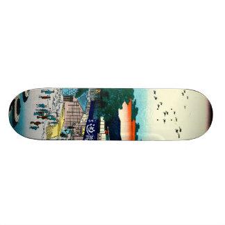 Yamashita Market 1858 Custom Skateboard