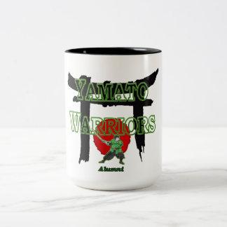 Yamato HS Japan Warriors Alumni Two-Tone Coffee Mug