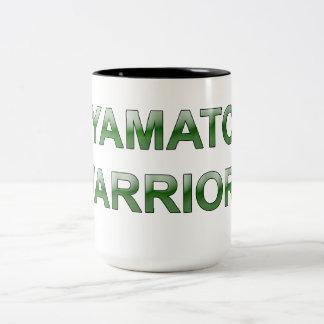 Yamato HS Japan Warriors Two-Tone Coffee Mug