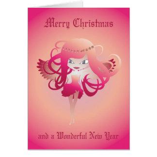 Yana Li Christmas and New Year Card