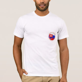 Yanak/Klachan Basic White T-Shirt