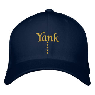 Yank Embroidered Hats