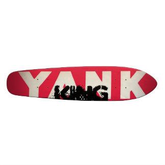 Yank King Custom Skateboard