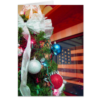 Yankee Doodle Christmas Card