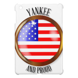 Yankee Proud Flag Button Case For The iPad Mini
