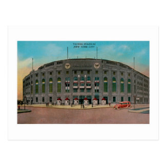 Yankee Stadium, New York City Postcard