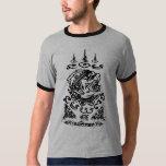 YANT BUDDHA ASIAN ART DESIGNS HANUMAN T-Shirt