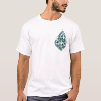 YANT BUDDHA ASIAN ART DESIGNS T-Shirt