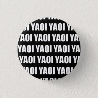 Yaoi Repeat 1 Inch Round Button