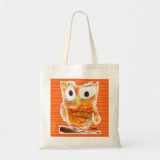 YAP | Designer Owl | Youth Art Project Tote Bag