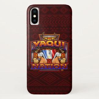 Yaqui Nation Flag Deer Dancer Iphone case design