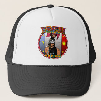 Yaqui Yeome Deer Dancer design Trucker Hat