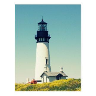 Yaquina Head Lighthouse - 2015 Postcard