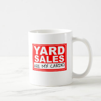 Yard Sale Cardio Mug
