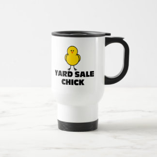 Yard Sale Chick Travel Mug