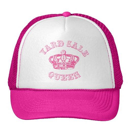Yard Sale Queen Hats