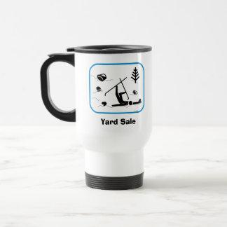 Yard Sale Travel Mug