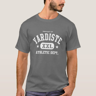 Yardiste Athletic XXL T-Shirt