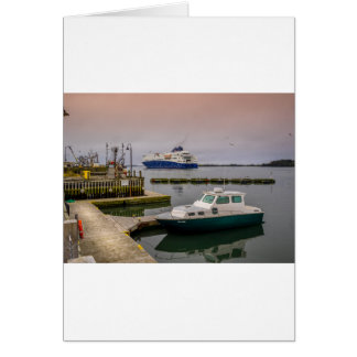 Yarmouth Ferry Card