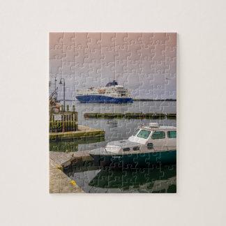 Yarmouth Ferry Jigsaw Puzzle