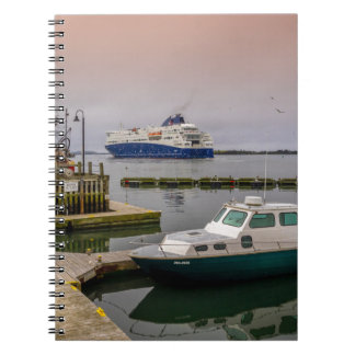 Yarmouth Ferry Notebook