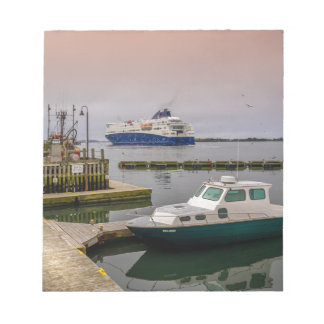 Yarmouth Ferry Notepad