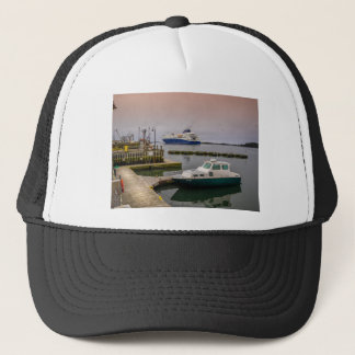 Yarmouth Ferry Trucker Hat