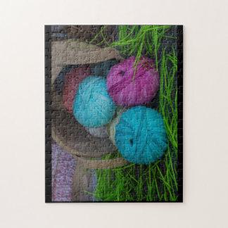 Yarn Ball puzzle