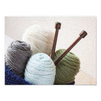 Yarn Basket 2 Photo Art