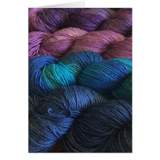 Yarn Card