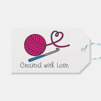 Yarn Love Gift Tag