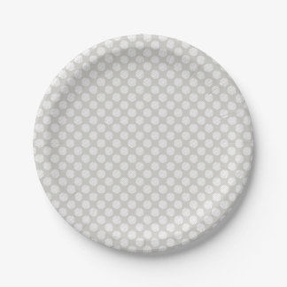 Yarn Party Crafts Knitting Crochet 7 Inch Paper Plate
