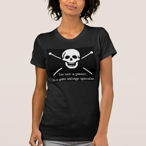 Yarn Pirate Tshirts