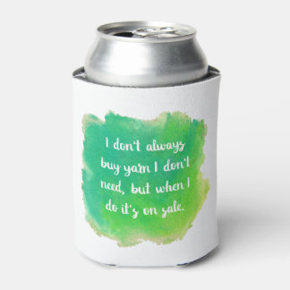 Yarn Sale Can Cooler