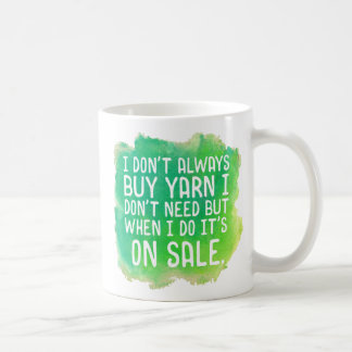 Yarn Sale Coffee Mug