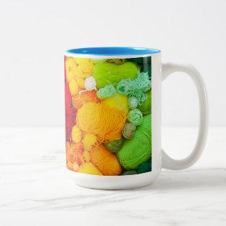 Yarn Stash Mug