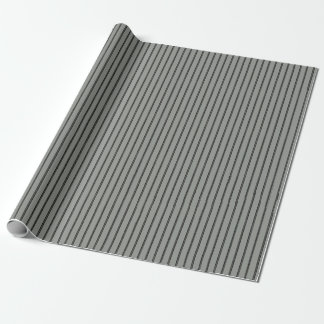 Yarn Stitching Stripes Crafts Wrapping Paper