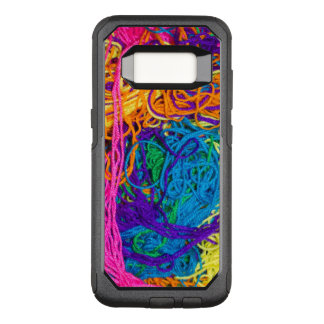 Yarn Tangles OtterBox Commuter Samsung Galaxy S8 Case
