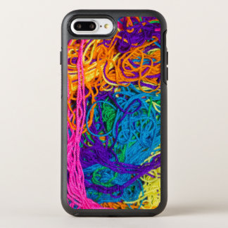 Yarn Tangles Photo OtterBox Symmetry iPhone 8 Plus/7 Plus Case