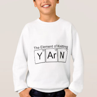 Yarn | The Element of Knitting Sweatshirt