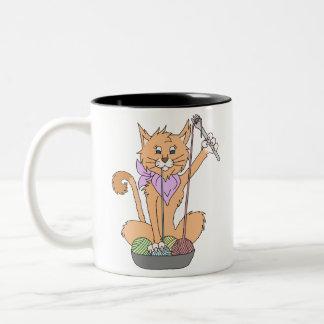 Yarnivore Cat Mug