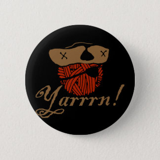Yarrn 2 Inch Round Button