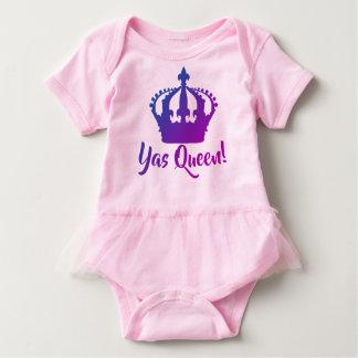 Yas Queen Baby Tutu Baby Bodysuit