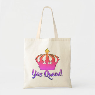 Yas Queen! Crown Tote